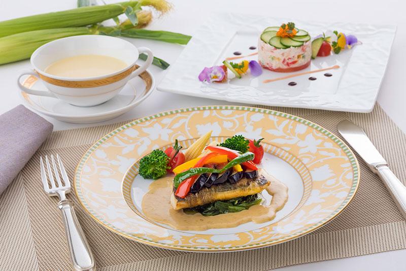 【シェフ&パティシエ直伝!】輝く女性のための料理教室 第三期