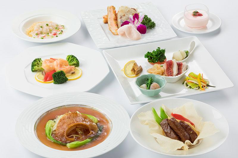 【6周年記念】中華食べ尽くしコース