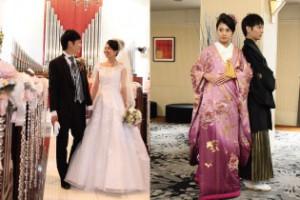 記念写真 フォト結婚式