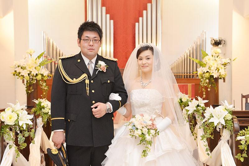 先輩カップルレポート|Mさまご夫妻 2015年12月