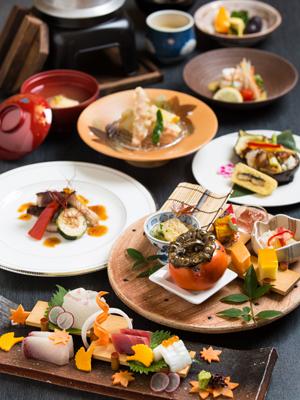 日本料理 富貴野【飲み放題付き 秋の宴プラン】ご案内~お得な特典をご用意しております~