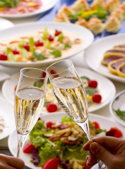 【11月・12月・曜日限定】<br />Special Winter Party Plan<br />ご予約承り中!