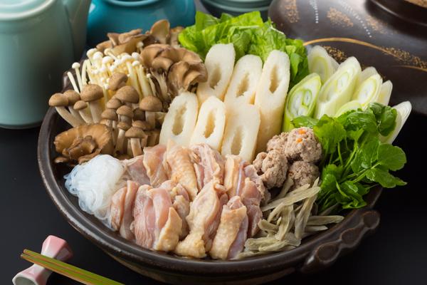 中津川|冬のあったか鍋料理【季節限定】