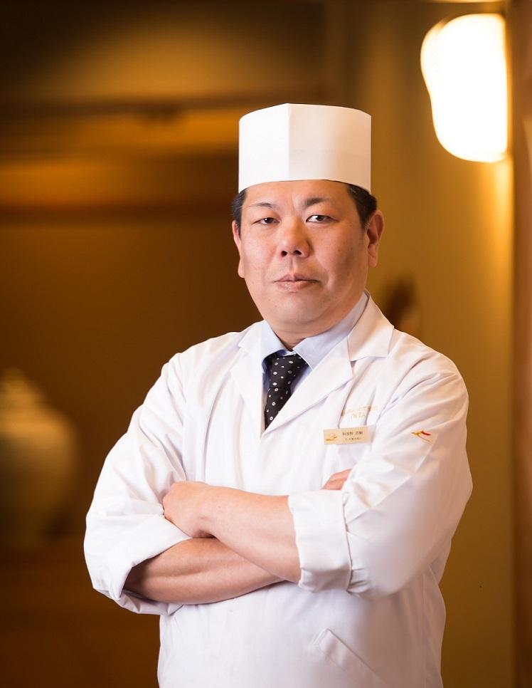 料理長おまかせ特別懐石~<br />心尽くしの美食をご提供!