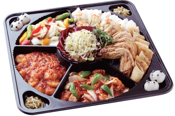 【中国パーティーセット】☆本格中国料理の盛り合わせ