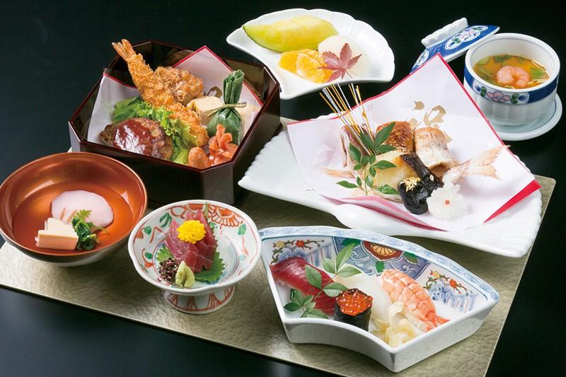 日本料理中津川|七五三御膳