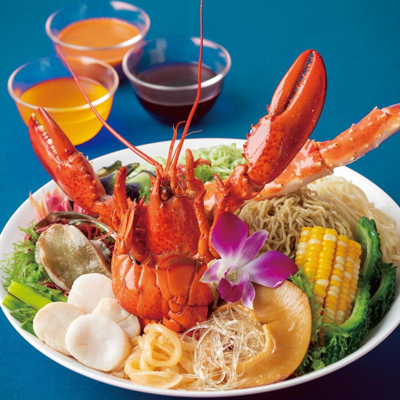 トルファン 【期間限定】超高級涼麺 ードラゴンリャンメンー