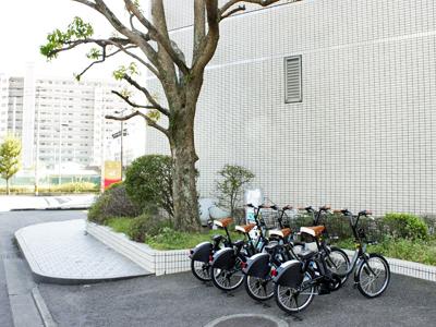 【大分市のシェアサイクル ジョイフルバイク設置いたしました】~大分の街を快適に楽しめます~