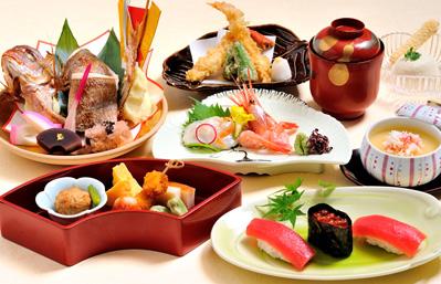 日本料理四季の七五三 2020