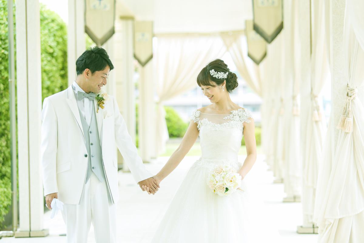 【リニューアル記念★4,5,6月がお得に★】Blooming Wedding Plan