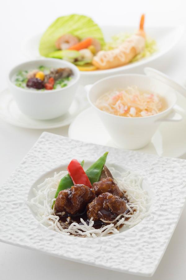 【新春ランチコース】美食同源