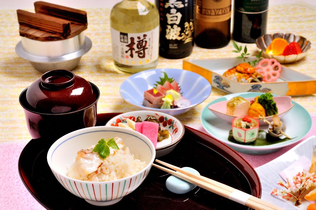 日本料理「四季」の歓迎会・送別会