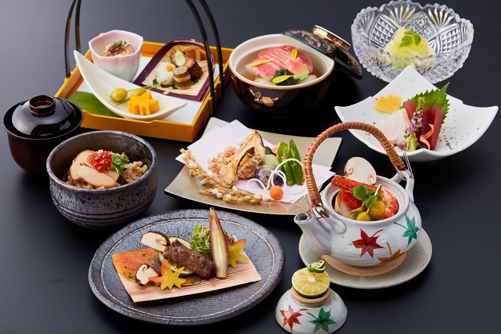 【絶大人気の2食付きプラン♪】季節のディナー×名物『海老名の朝食』|GoToで最大50%OFF