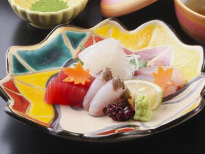 【Lunch】 新御膳メニューがランチタイムに登場!『お造り御膳』 『天婦羅御膳』