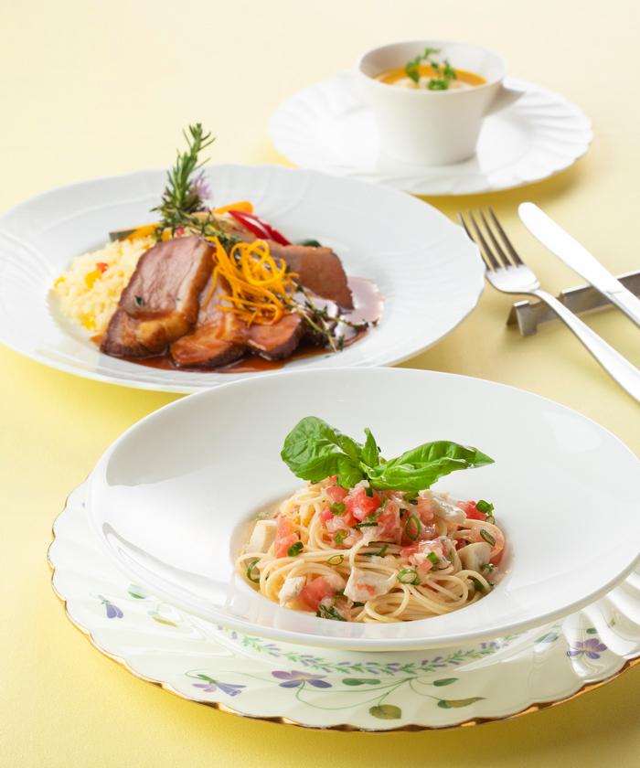 ホテルシェフ直伝!輝く女性のための料理教室 ―2019―
