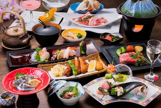 【ディナー】薩摩の郷土料理会席 8月 秋風の月メニュー