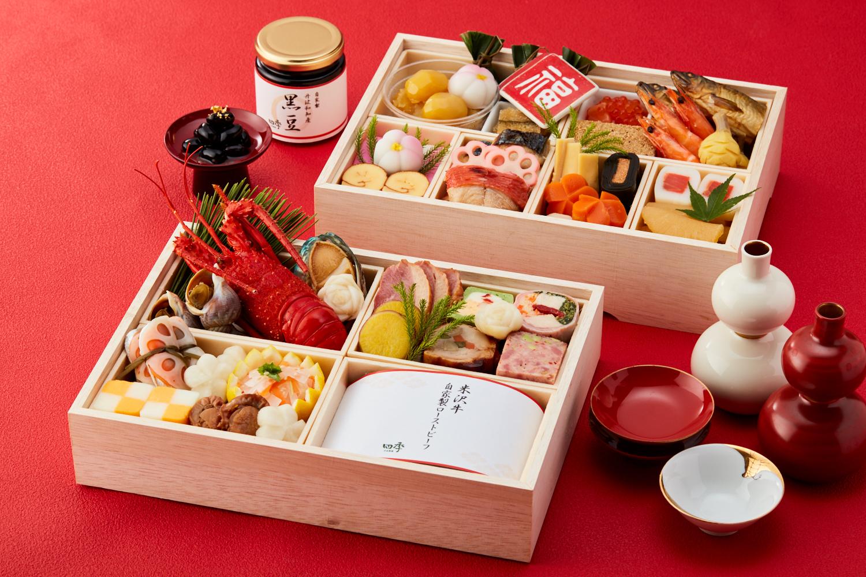 【早割予約受付中!】日本料理 四季のおせち