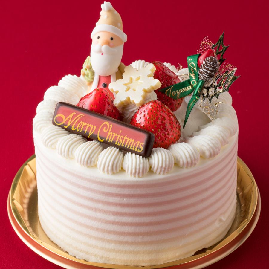 クリスマスショートケーキ