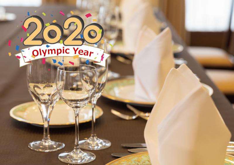 2020オリンピックイヤー同窓会プラン|レンブラントホテル厚木