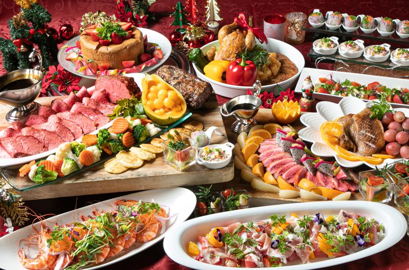 【クリスマス スペシャルディナーブッフェ】<br />12/24(木)・12/25(金) 2日間限定!<br />ご予約優先・ご予約承り中!