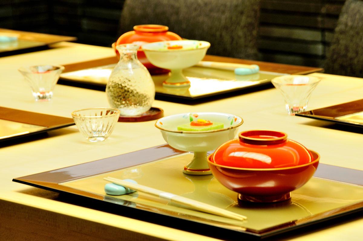 レンブラントホテル海老名 日本料理「四季」ホール席(個室)