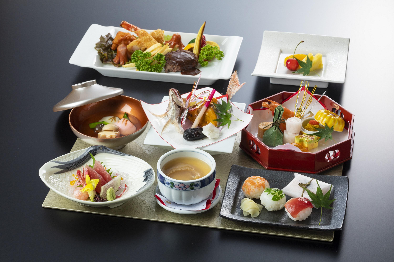 日本料理中津川|【お子様限定】七五三御膳