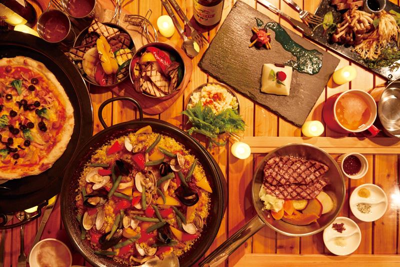 【GoToトラベル】グランピング+農業体験プラン+収穫野菜のシェフ特製ディナー