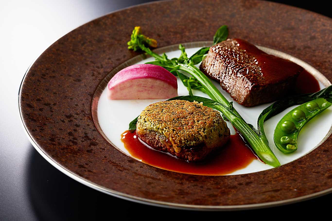 神奈川の食材を愉しむコース