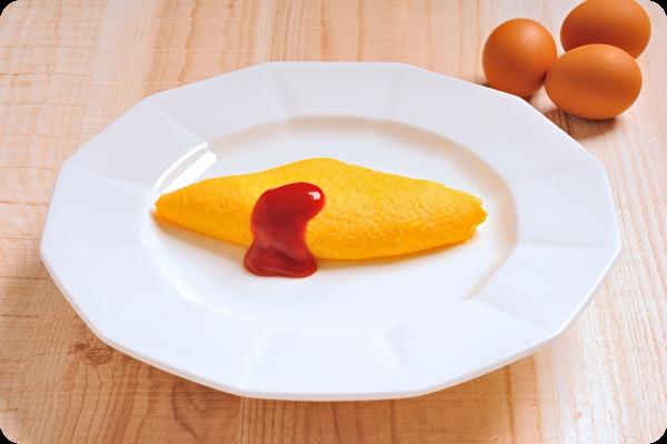 絶品!シェフが作る卵料理