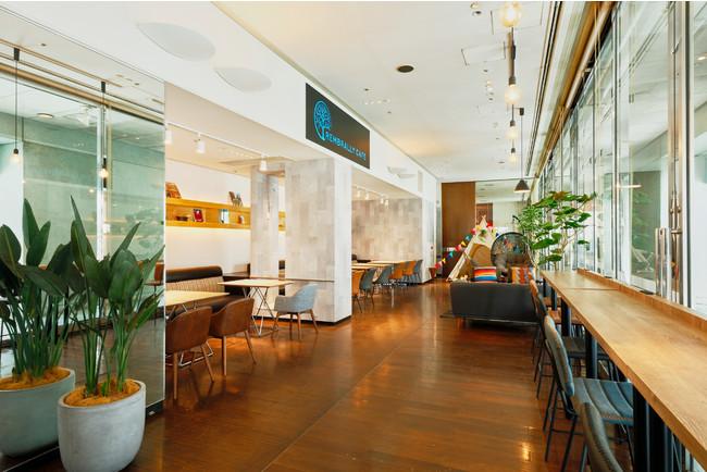 【滞在中は利用し放題!】ジブン時間を過ごせるカフェ付き宿泊プラン|レンブラントホテル海老名
